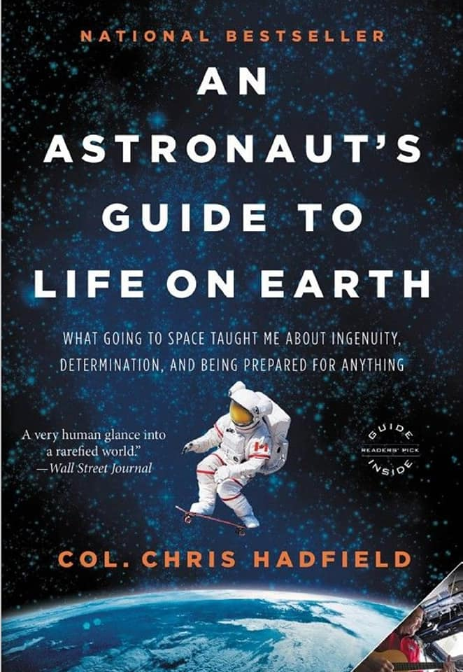 Astronaut's Guide to Life on Earth cover image