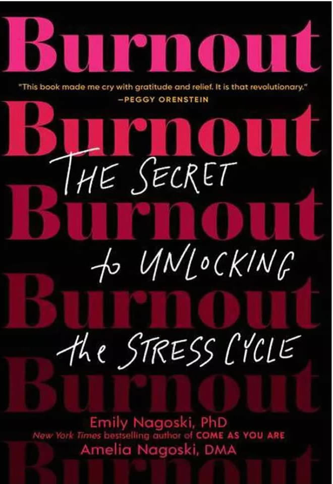 Burnout cover image