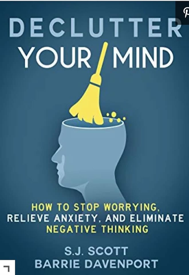 Declutter Your Mind cover image